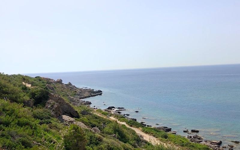 Rodos Kalithea Plajı
