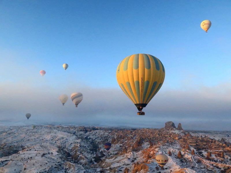 Kapadokya'da Gezilecek, Görülecek Yerler