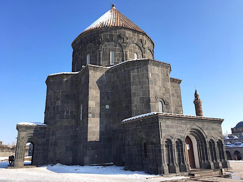Kars gezilecek yerler - 12 Havariler Kilisesi