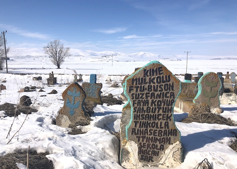 Doğruyol Köyü Mezarlıkları