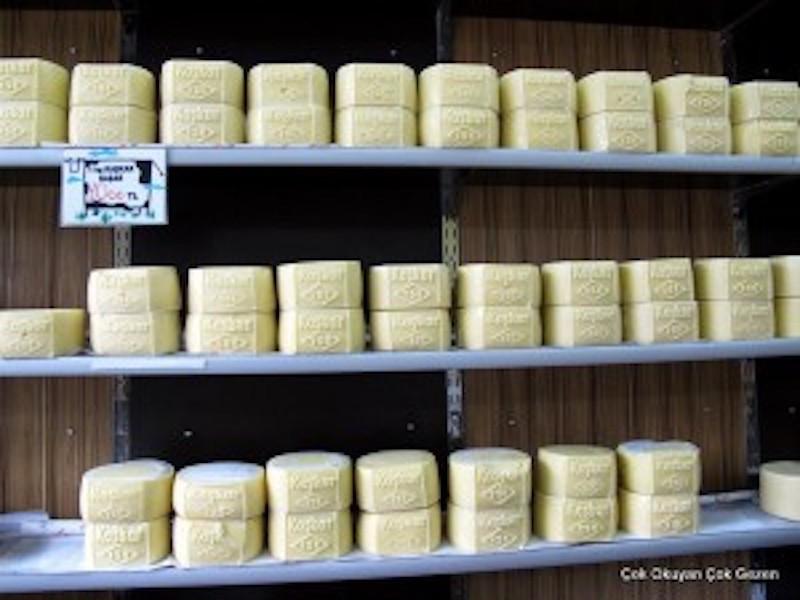 Kars Gravyer Peyniri, Kars Kaşarı, Kars Tereyağı
