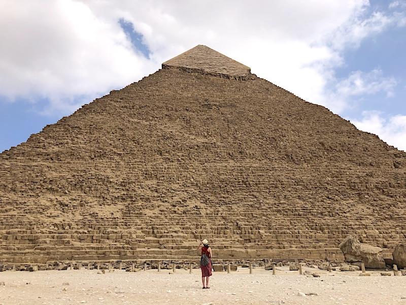 Kefren (Khafra) Piramidi