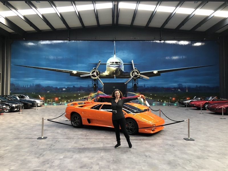 Key Museum Türkiye'nin en büyük otomobil müzesi