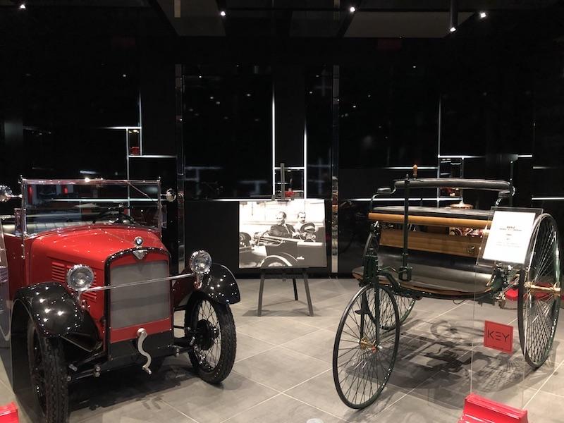 Key Museum ilk otomobil