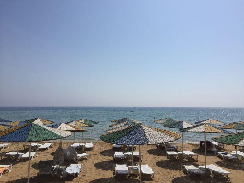 Yavru Vatan Kıbrıs'ta Hafta Sonu Tatili