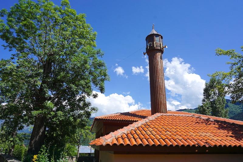 Kocabey Köyü - Ahşap Camii