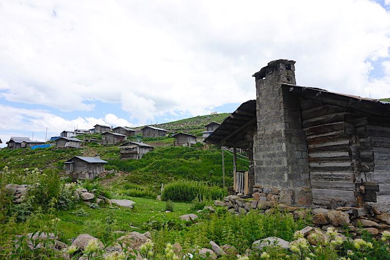 Kocabey Köyü Yukarı Yaylası