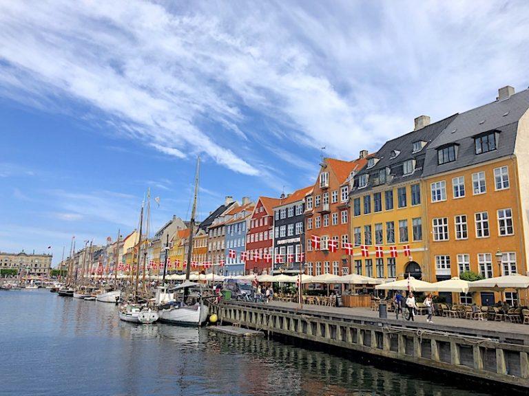 Kopenhag'a Ekonomik Hafta Sonu Gezisi ve Kopenhag'da Gezilecek Yerler