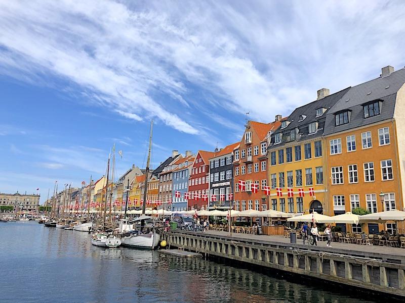 Kopenhag'da Gezilecek Yerler
