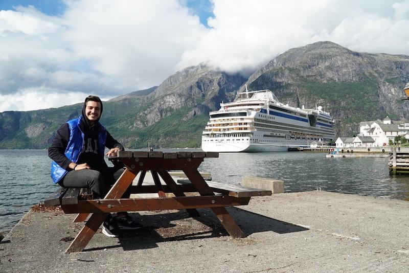 Avrupa Rüyası Kuzey Avrupa Gemi Turu