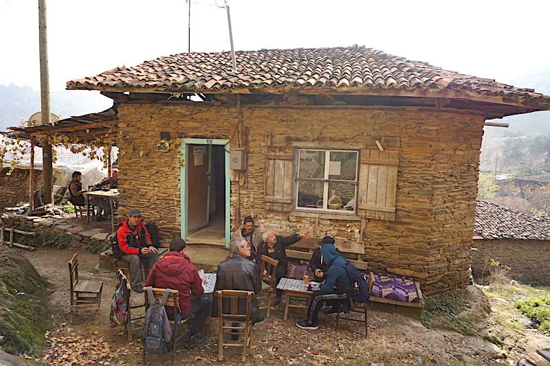 Lübbey Köyü Kahvesi