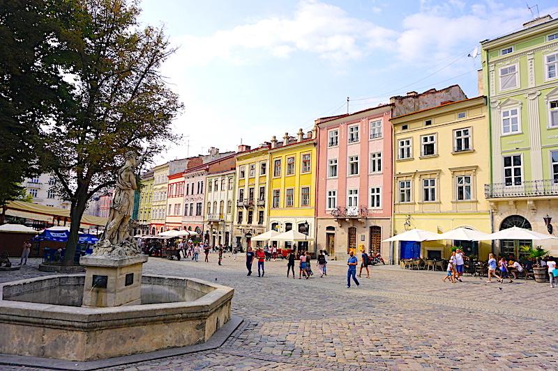 4 Gün Lviv Gezisi Maliyeti