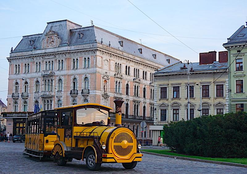 Lviv Ulaşım Maliyetleri