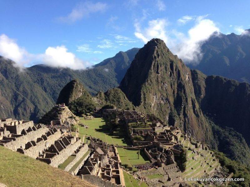 Güney Amerika Seyahati İlk Adım