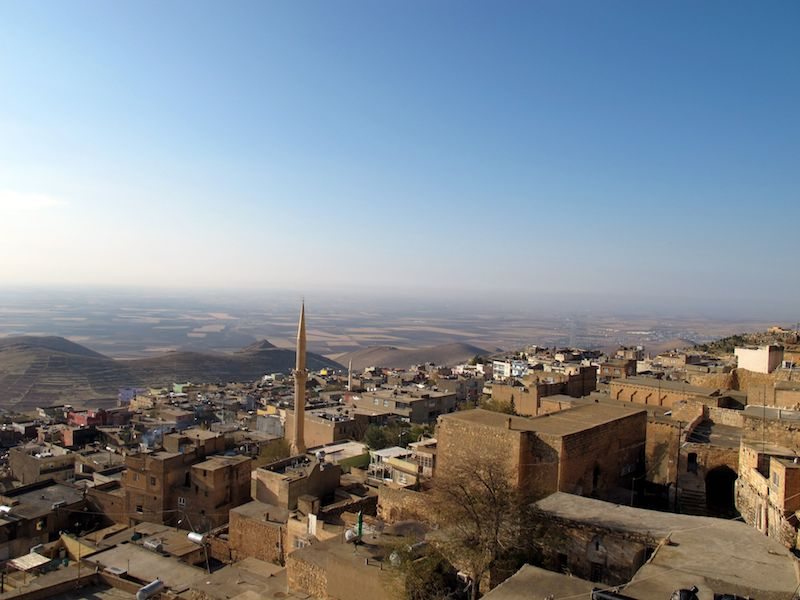 Mardin'den Mezopotamya