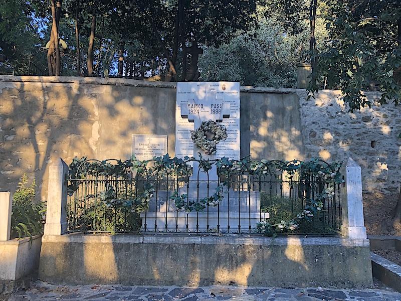 Marko Paşa'nın Mezarı