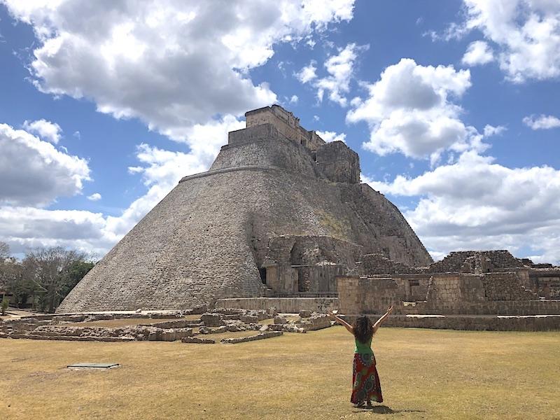 Meksika gezi planı