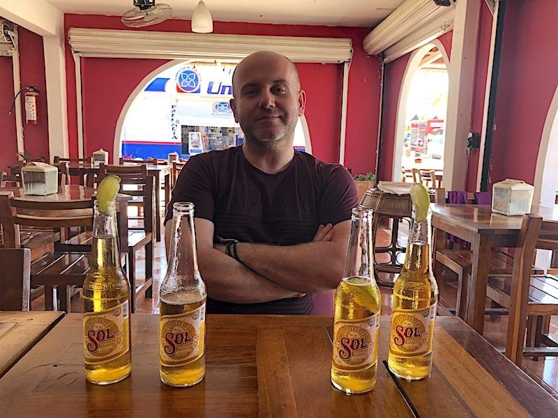 Meksika birası - Sol