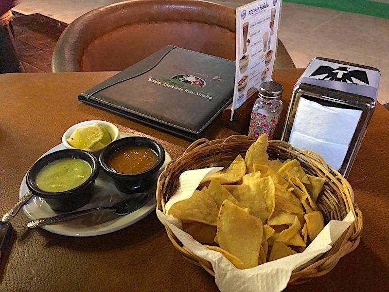 Meksika yemekleri - Nachos