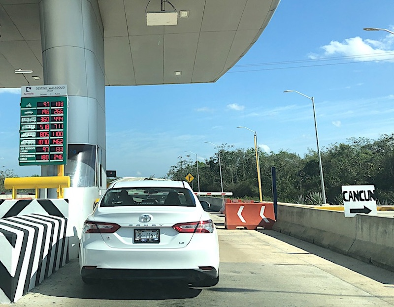 Meksika'da araç kiralama