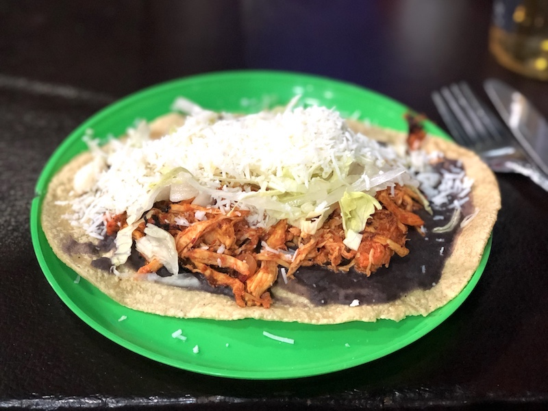 Meksika Gezisi Yeme-İçme Maliyeti