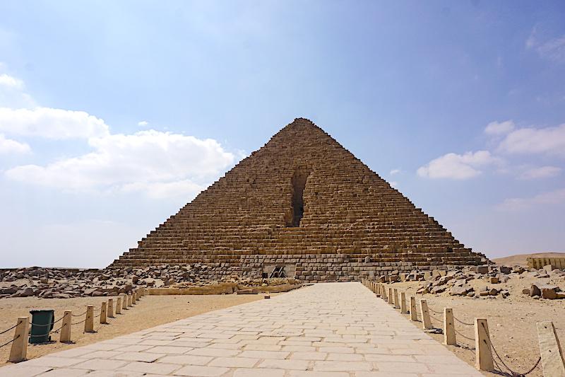 Mikerinos (Menkuara) Piramidi