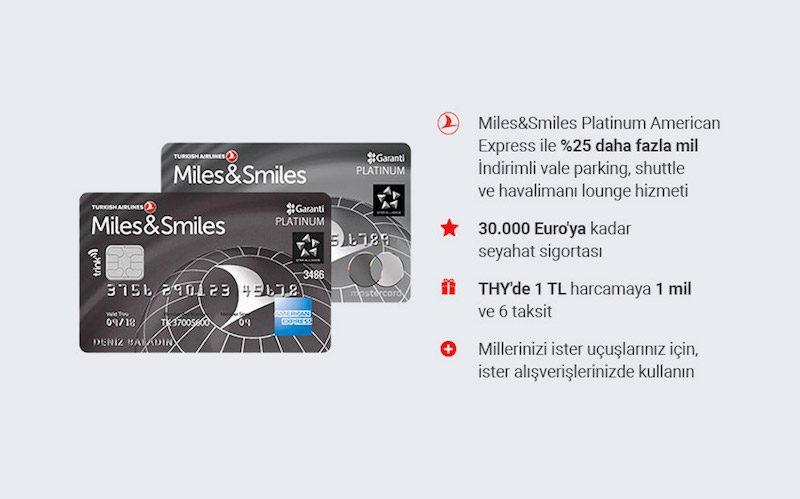 Garanti Bankası - Miles&Smiles