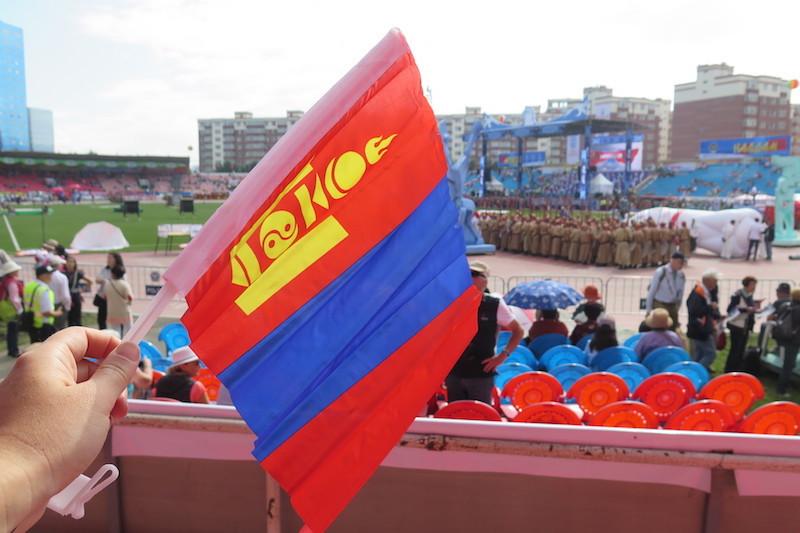Moğolistan Naadam Festivali - Açılış Seramonisi