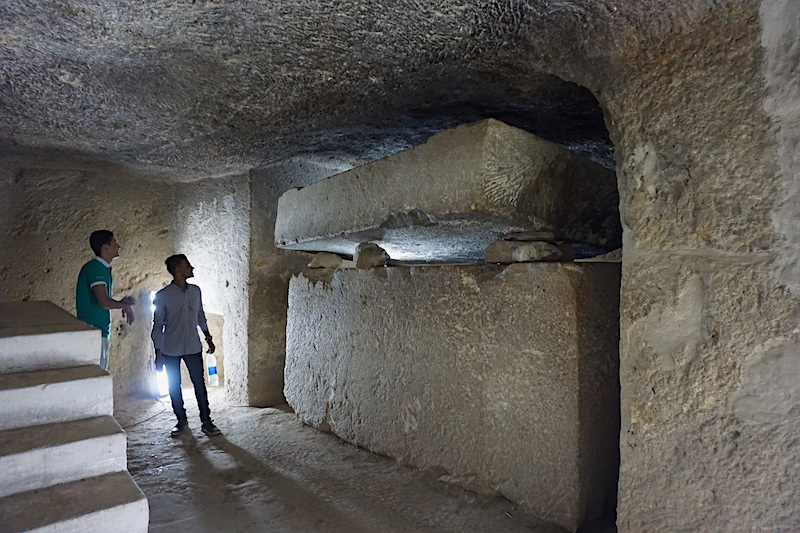 Neferteti'nin mezarı