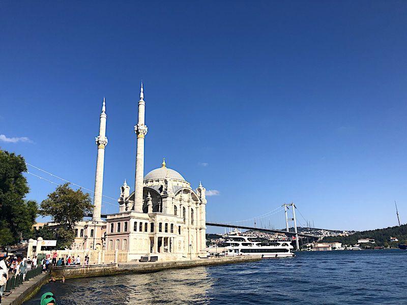 Beşiktaş-Ortaköy Boğaz Hattı
