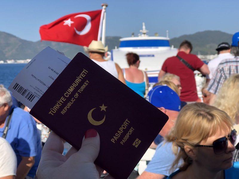 Pasaport almak için gerekli evraklar