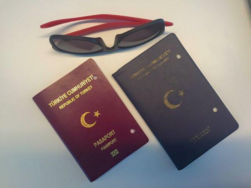 Pasaport Yenileme İşlemleri