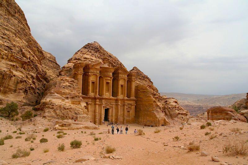 Petra Antik Kenti - Dünyanın sonundaki manastır