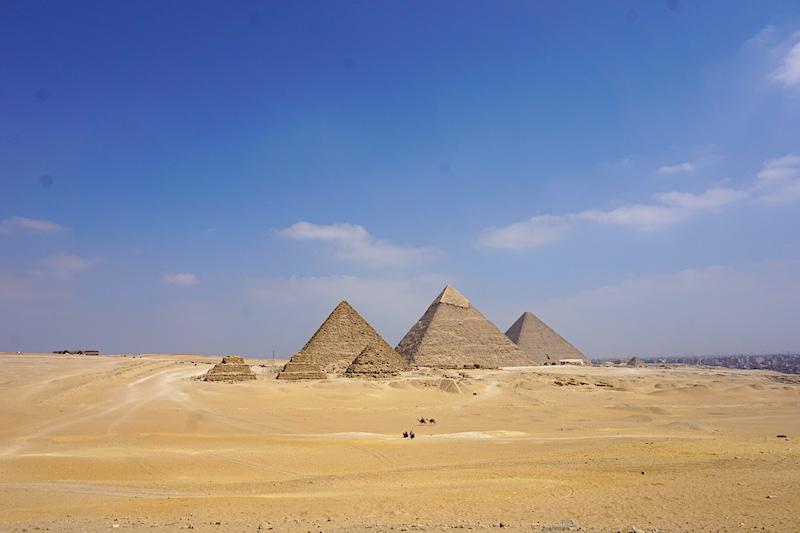 Piramitler izleme noktası