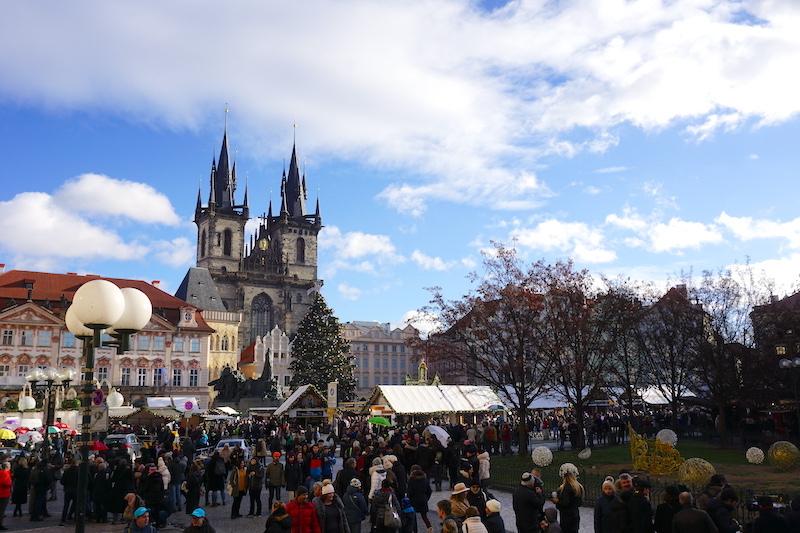 Prag Eski Şehir Meydanı  -  Staromestske Namesti