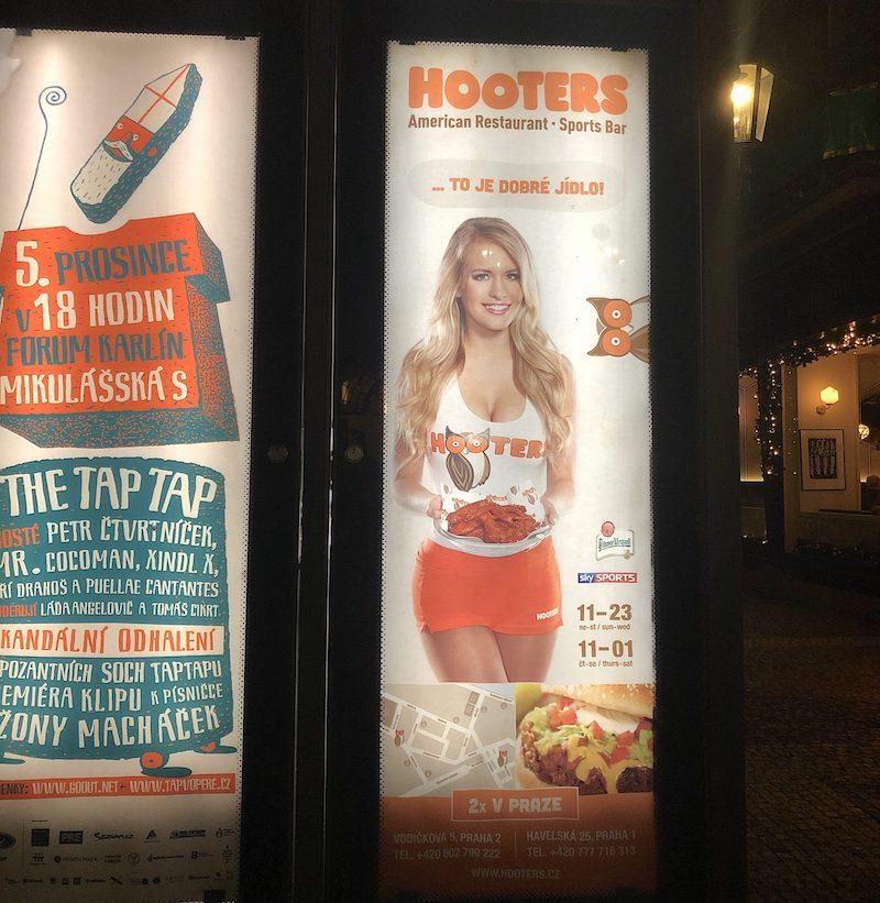 Prag Hooters