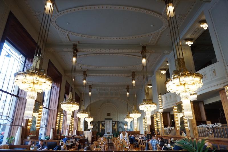 Opera Binası Kafeteryası