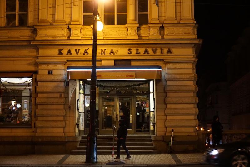 Kavarna Slavia