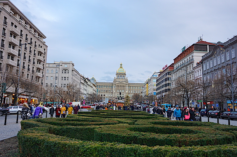 Prag Yeni Şehir Gezilecek Yerler - Nove Mesto