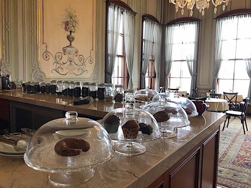 Şeker Ahmet Paşa Çay Salonu