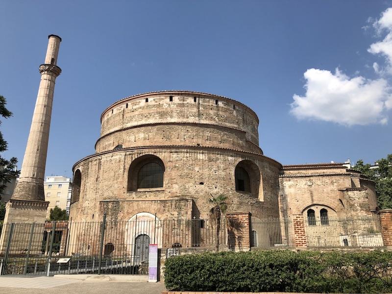 Aziz Georgious Kilisesi - Rotunda