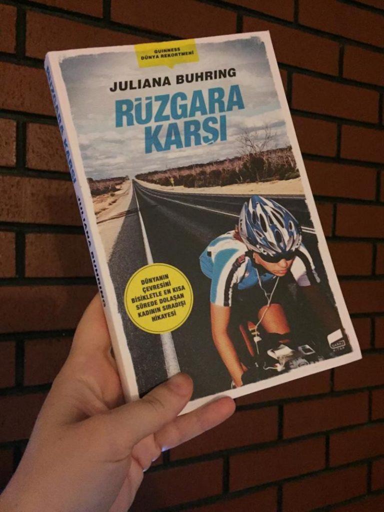 Juliana Buhring Rüzgara Karşı Kitabı