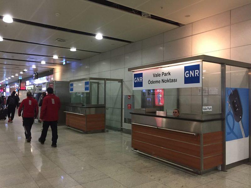 Sabiha Gökçen Havaalanı Vale Hizmetleri