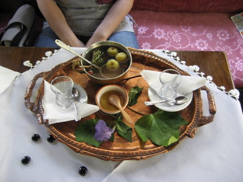 Safranbolu'da ne yenir? - Arasta Kahvesinde Elma Çayı