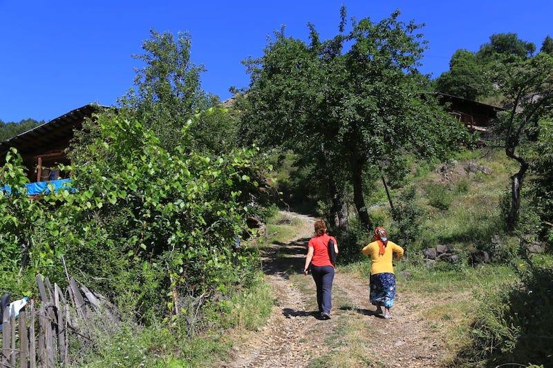 Artvin - Şavşat - Cevizli Köyü