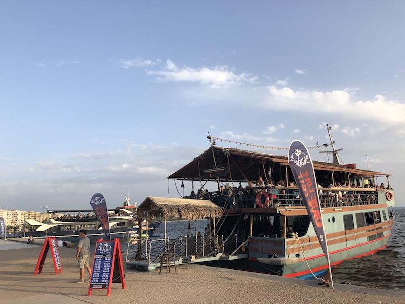 Selanik Tekne Turları