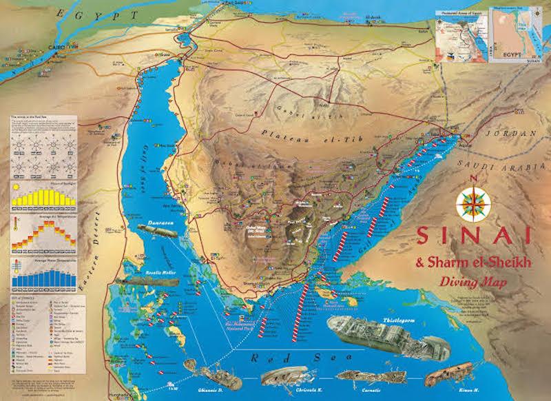 Sharm El Sheikh'te Dalış