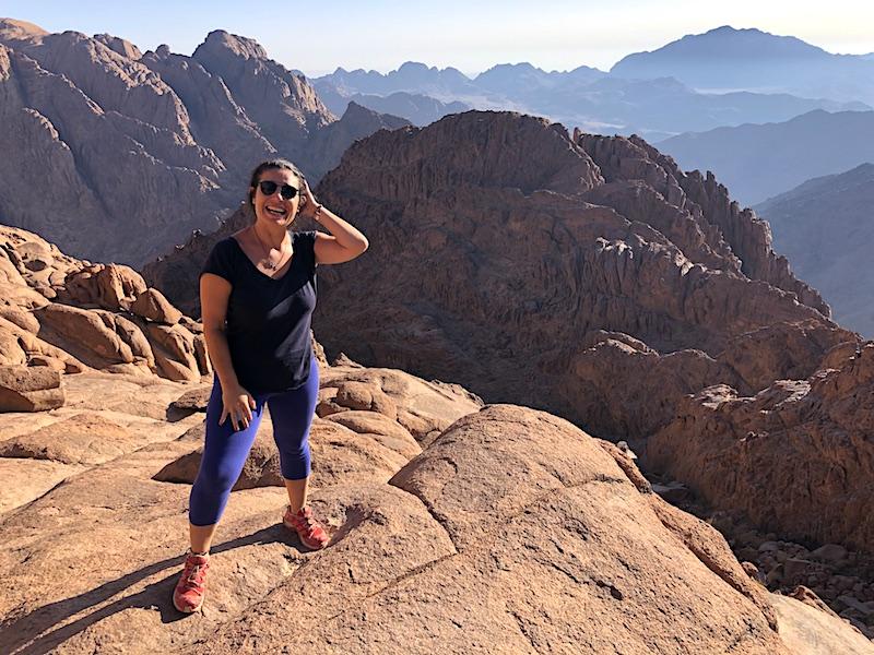 Dahab - Sina Dağı Yürüyüşü