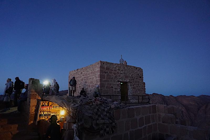 Sina Dağı Hz. Elijah Şapeli