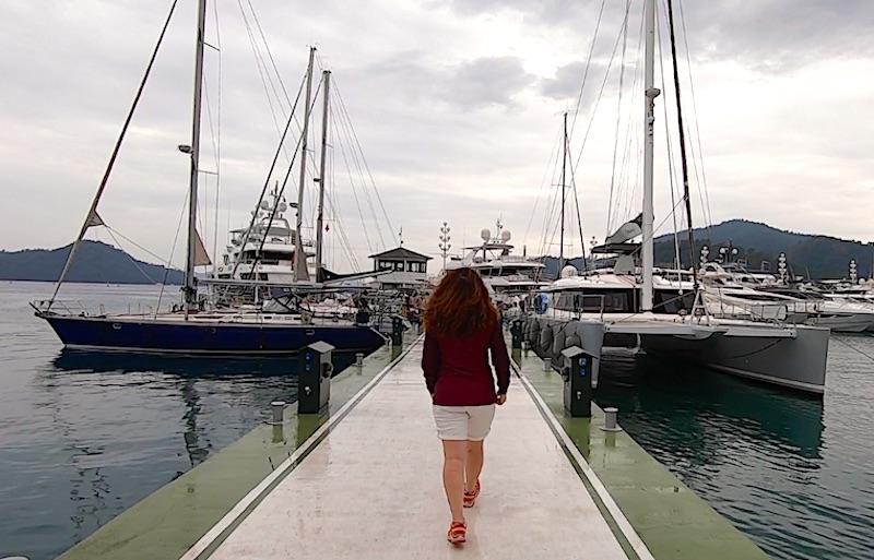 Göcek Skopea Marina